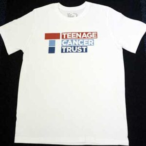 Free Teenage Cancer Trust T-Shirt