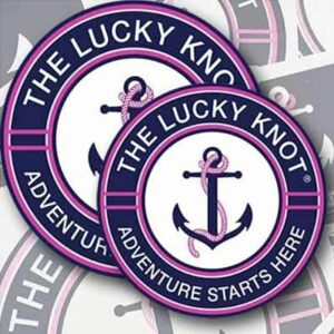 Free The Lucky Knot Sticker