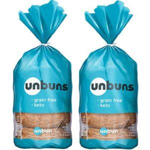 Free Unbun Foods Keto-Friendly Bagels