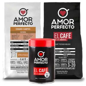 Free Amor Perfecto Coffee