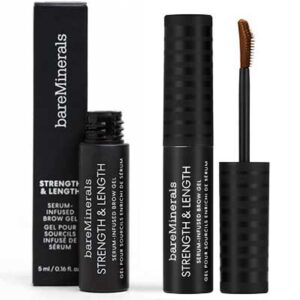 Free bareMinerals Strength & Length Serum-Infused Brow Gel