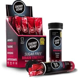 Free Cherry Bo2mb Brain Energy Supplement