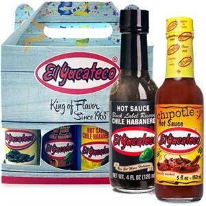 Free El Yucateco Hot Sauce