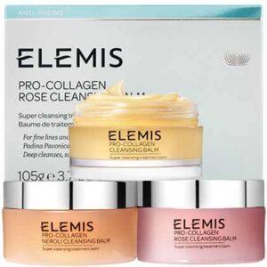Free Elemis Pro-Collagen Cleansing Balms