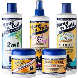 Free Mane 'n Tail Hair Care Samples