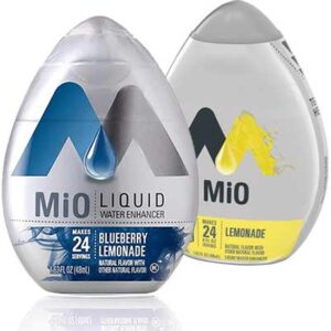 Free MiO Lemonade Liquid Water Enhancer