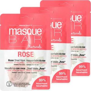 Free Naturals Rose Sheet Mask