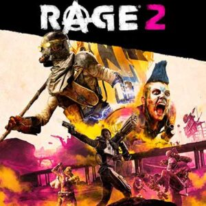 Free Rage 2 PC Game