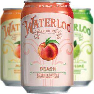Free Waterloo Sparkling Water