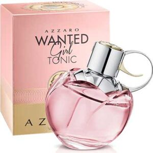 Free Azzaro Wanted Girl Tonic Eau de Toilette