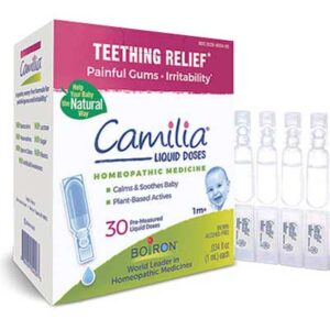 Free Boiron Camilia Liquid Doses