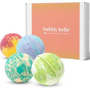 Free Bubbly Belle Bath Bombs Gift Set
