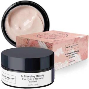 Free Edible Beauty Sleeping Beauty Purifying Mousse
