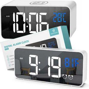 Free HeimVision LED Alarm Clock