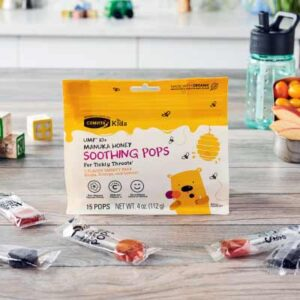 Free Kids' Soothing Honey Pops