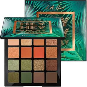 Free L.A. Girl Hey Hey Vacay 16 Color Eyeshadow Palette