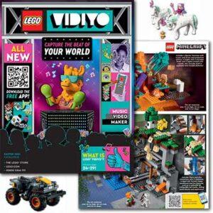Free Lego Easter 2021 Catalog