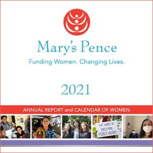 Free Mary's Pence Calendar of Women