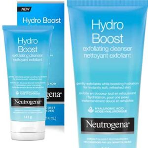 Free Neutrogena Exfoliating Face Scrub