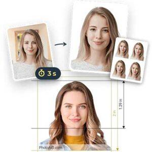 Free Passport/Visa/Drivers License Photos