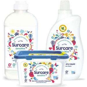 Free Surcares Sensitive Laundry Detergent