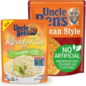 Free Uncle Ben's Rice