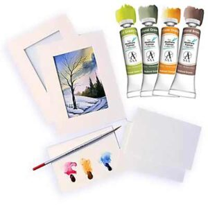 Free Watercolour Paint Kit