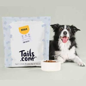 Free 1 Month Tails Dry Dog Food