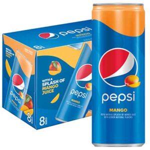 FREE 20 oz Pepsi Mango
