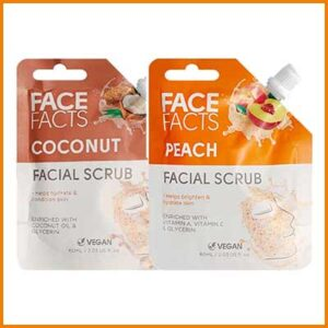 Free 3 Face Facts Facial Scrub