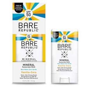 Free Bare Republic Sunscreen Stick
