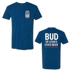 Free Budweiser T-Shirt