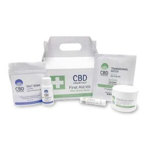 FREE CBD Essentials Product