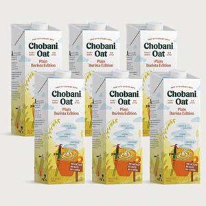 Free Chobani Oat Barista Sample