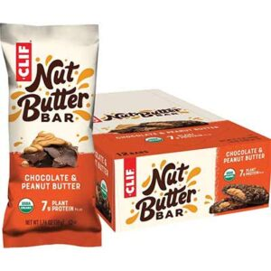 Free Cliff Bar Chocolate Peanut Butter with Sea Salt