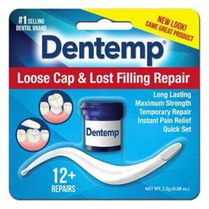 Free Dentemp Oral Care Sample