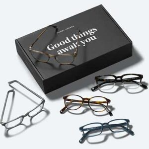 Free Frames by Warby Parker