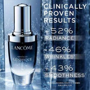 FREE Lancome Advanced Genifique Face Serum Sample