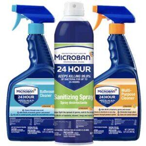 Free Microban 24 Hour Multi-Purpose Cleaner
