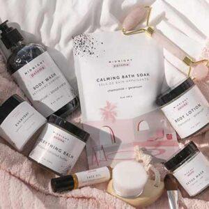 Free Midnight Paloma Skincare Sample