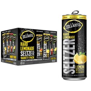 FREE Mike's Hard Lemonade Seltzer