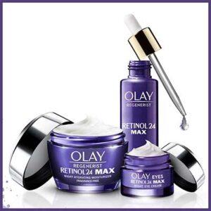 Free Olay Retinol24 Serum & Moisturizer
