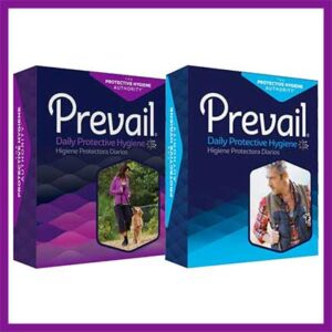Free Prevail Sample Pack