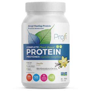 FREE PROFI Plant-based Protein Powder Sample