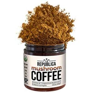 Free Sample of Organic Mushroom Coffee