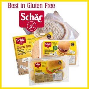 FREE Schär Gluten Free Hamburger Buns