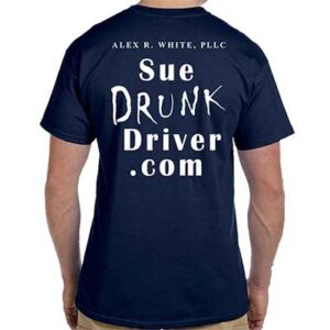 FREE Sue Drunk Driver T-Shirt