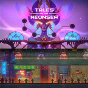 Free Tales of the Neon Sea PC Game