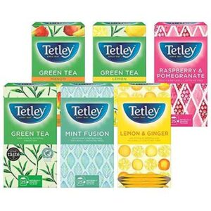 Free Tetley Herbal Tea