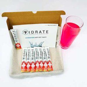 Free ViDrate Taster Pack